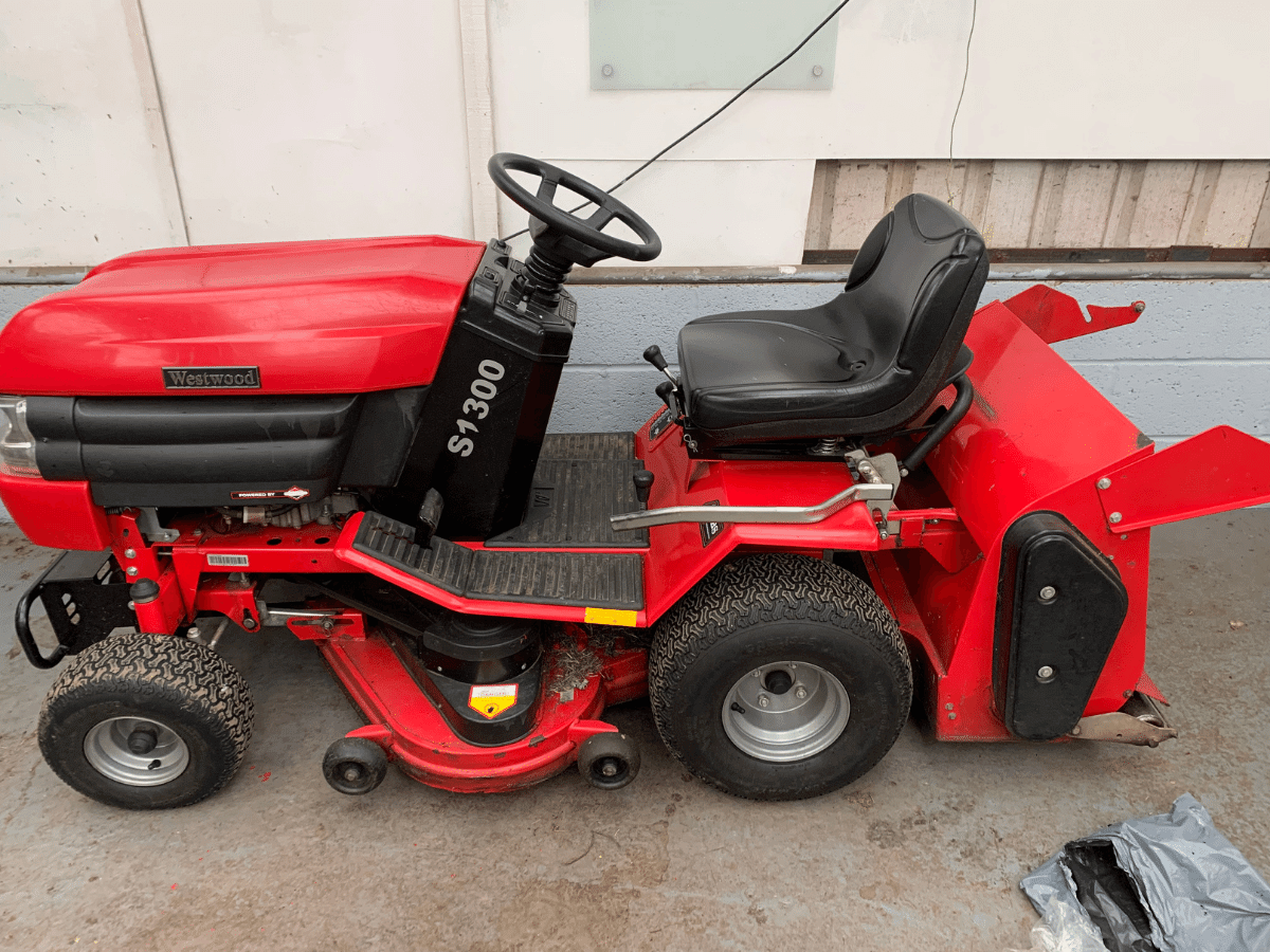 Westwood mower for sale